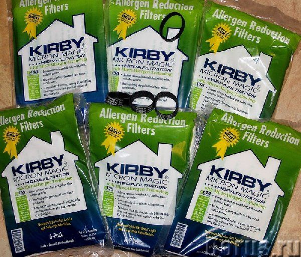 Пылесос Кирби(Kirby),а также мешки, ремни, шампунь - Пылесосы - 1.Пылесос Кирби в хорошем состоянии..., фото 4