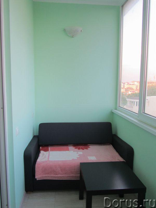 Сдаю посуточно/помесячно квартиру с хорошим ремонтом и современной мебелью в центре Анапы - Аренда н..., фото 7