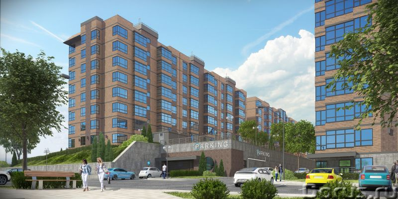 Продам - Покупка и продажа квартир - Продам квартиру-студию 26,57 кв.м., правильной квадратной формы..., фото 1