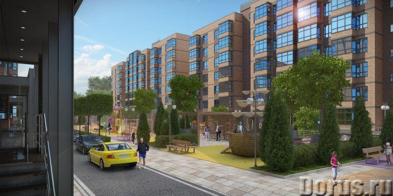 Продам - Покупка и продажа квартир - Квартира на берегу моря 1 комн. квартира 35,87 кв. м., в элитно..., фото 1