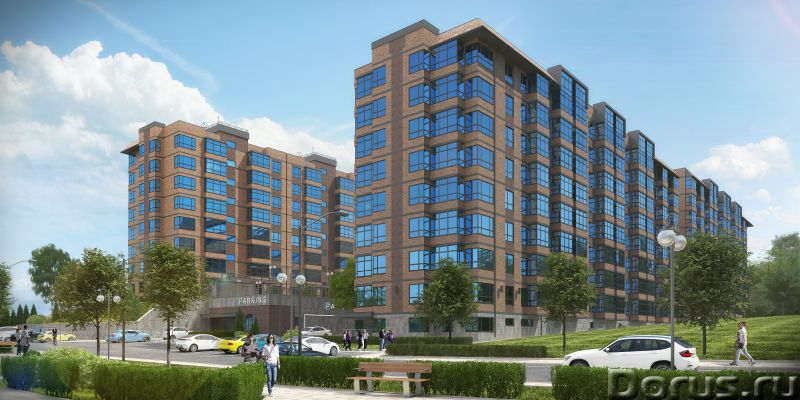 Продам - Покупка и продажа квартир - Продам 1 комн.квартиру 39,15 кв.м. в новом доме бизнес класса..., фото 1